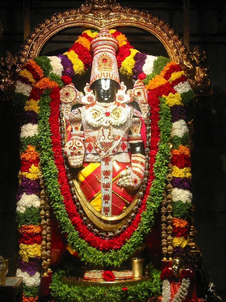 Lord Balaji Swamy