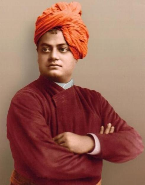 Swami Vivekananda - My Ideal & Role Model