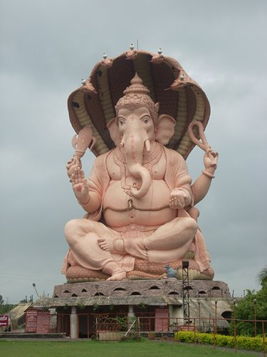 World\'s Biggest Lord Ganesha Idol (Kolhapur)